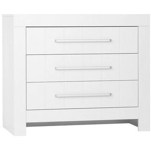 Commode Calmo - Blanche ou grise - Blanc,Gris
