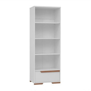 Bibliothèque blanche collection Snap
