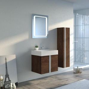 Meuble salle de bain BOREAL 600