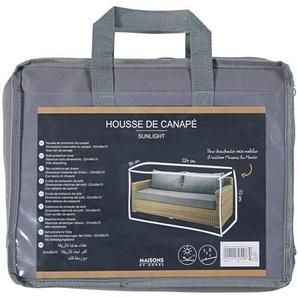Housse de protection pour canapé de jardin 221x93 Sunlight