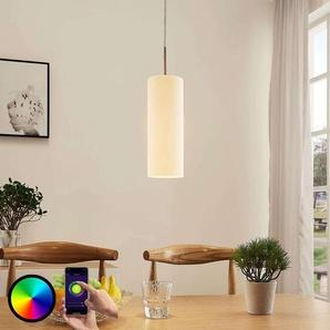 Lindby Smart suspension LED Felice avec RVB