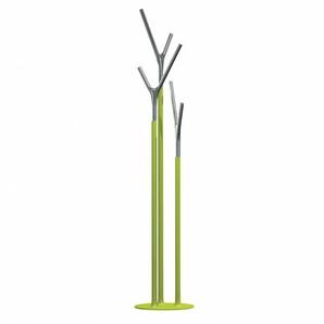 FROST Wishbone - Portemanteaux - lime/acier inoxydable/H: 175cm