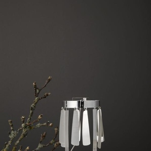 ferm LIVING Bougeoir Tangle Spinning  - argent