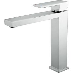 Fangolo mitigeur lavabo haut chromé - ESSEBAGNO