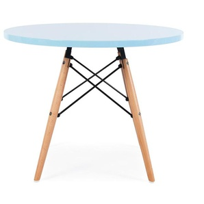 Table enfant Eames - Bleu