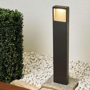 LED Eclairage Exterieur Leya en aluminium - LUCANDE