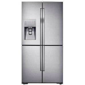 Samsung Rf56j9040sr - Refrigerateur Americain - 564l 361 + 203 L - Froid Ventile-a+ - L 90,8 X H 182,5 Cm - Inox Anti Trace