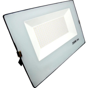 Projecteur LED Extérieur 200W IP65 - BLEU GRIS - Blanc Neutre 4000K - 5500K - SILAMP