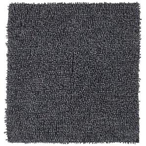 Sealskin Misto Tapis de toilette 2.5x60x60cm chenille noir 294616819