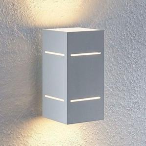 Applique Murale à intensité variable Sita en aluminium pour salon & salle à manger - LINDBY