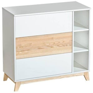 Commode blanche Collection Nordik
