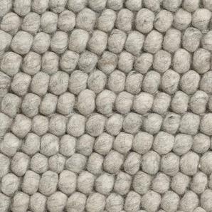HAY Tapis Peas - gris clair - 140 x 200 cm