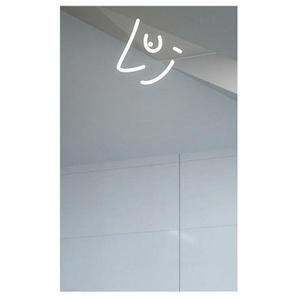 LUI, Miroir LED Par Joël Guenoun - 80 cm x 50 cm (HxL) - PRADEL BY JOËL GUENOUN