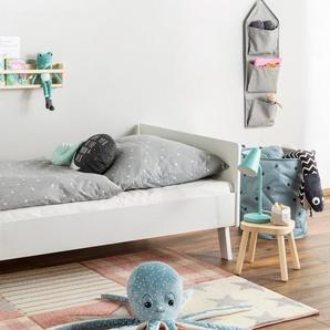 Tapis enfant Justin Stars Rose 140x200 cm - Tapis pour chambre denfants/bébé