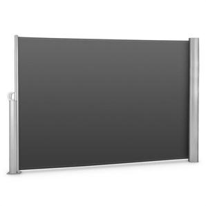 Blumfeldt Bari 320 Store latéral 300x200cm aluminium anthracite