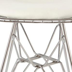 Chaise Eames DKR - Blanc