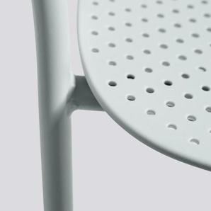 HAY 13eighty Arm Chair - bleu clair
