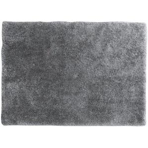 Tapis Polaire gris 140x200