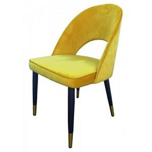 Chaise de repas Artdec jaune