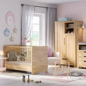 Chambre bébé nature en bouleau Bétula