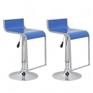 Tabouret design Niagara salon (lot de 2) - VIDAXL