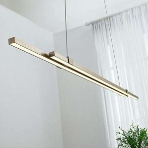Suspension linéaire LED Tymon, étroite, extensible