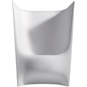 Driade Fauteuil dextérieur Plie  - gris clair