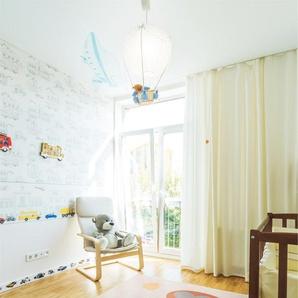 Tapis enfant Fantasia Orange 140x200 cm - Tapis pour chambre denfants/bébé