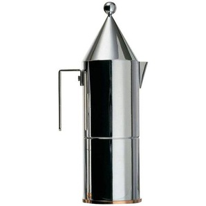 Alessi Cafetière expresso la conica - poli/acier inoxydable/3 tasses