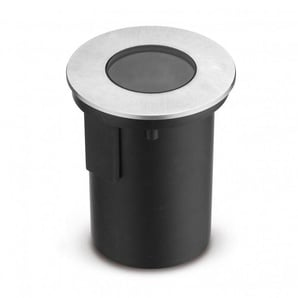 Encastrable de sol / Roll Over - GU10 - IP65 - 180° - Inox 316 - DELITECH