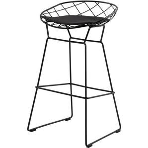 Chaise de bar Winnie en métal 74 cm - RENDEZ VOUS DéCO