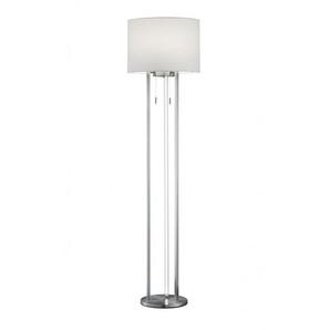 Lampe de sol Tandori à LED