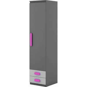 Armoire simple Play - Violet