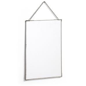 Miroir Lillie argent