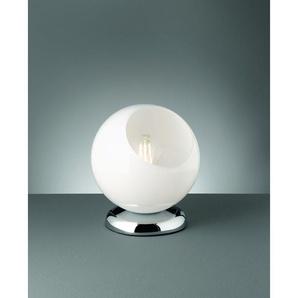 Table Lampe De Table 42W Chrome Couleur Chrome En Metal Attacco Grande E27 R50071001001 - TRIO LIGHTING ITALIA