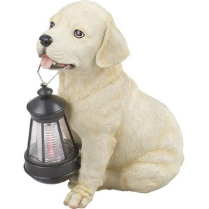 Globo Lighting Lampe solaire - Plastique beige blanc - IP44