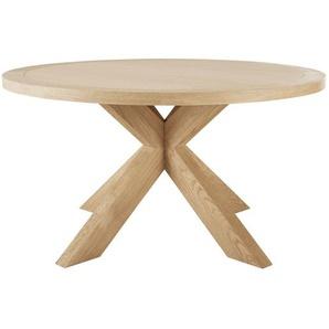 Table à manger ronde 6/8 personnes D140 Faubourg