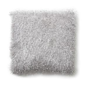Housse coussin Jazlyn 45 x 45 cm gris