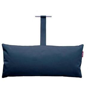 Fatboy Headdemock - Coussin - bleu foncé/71 x 31 cm