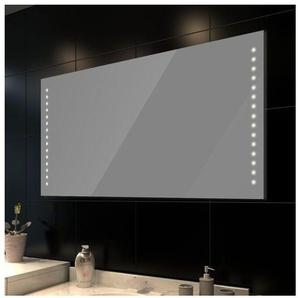 Miroir lumineux de salle de bain à led 100 x 60 cm - XL DESTOCK