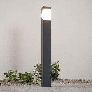 LED Borne lumineuse Kiran en aluminium