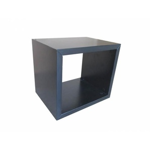 Chevet design noir Bastian II - Noir - DELADECO