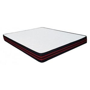 Matelas Essenzia EASY SLEEP 2600 ressorts STRETCH BAMBOO 80x210 Ressorts - Blanc