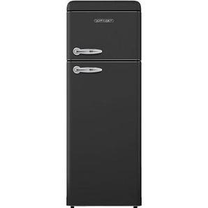 Réfrigérateur Combiné Schneider Consumer Group SDD208VB - 208 litres Classe A+ Noir