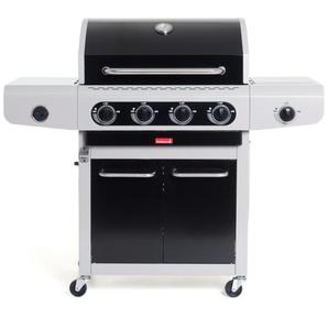 Barbecue à gaz Barbecook Siesta 412 Black Edition