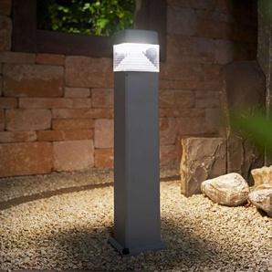 Borne lumineuse LED Ester 800, gris