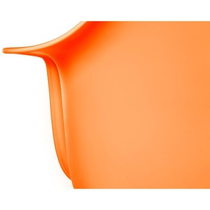 Chaise enfant Eames DAR - Orange