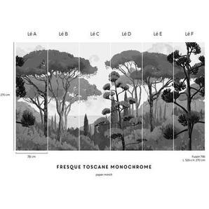 Fresque Toscane - 468 x 250 cm