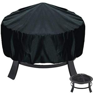 Quacoww Housse de Protection pour Foyer/Chaise de terrasse 92 x 31 cm