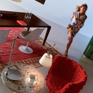 Artemide Lampe de table Tolomeo Basculante - parchemin